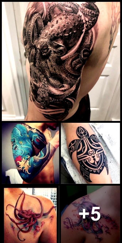 Photo of Octopus Tattoo von ~ allentattoo auf deviantART