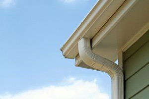 Learn How Much It Costs To Install Gutters Downspouts Gutters How To Install Gutters Downspout