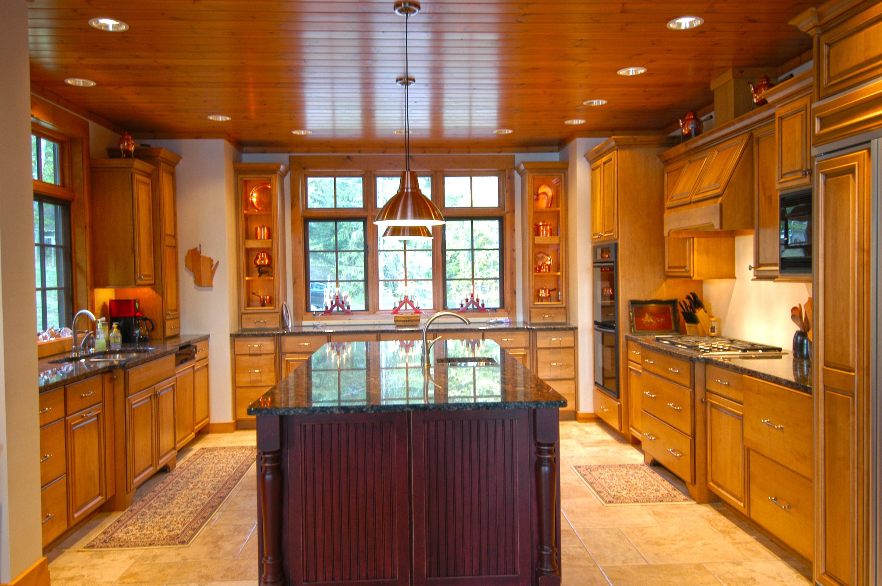 Residential Floor Plans Custom Homes Home Custom Homes Kitchen Ceiling
