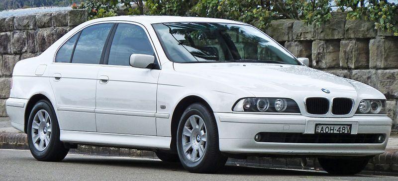 2000 2003 Bmw 525i E39 Executive Sedan With Images Bmw 5