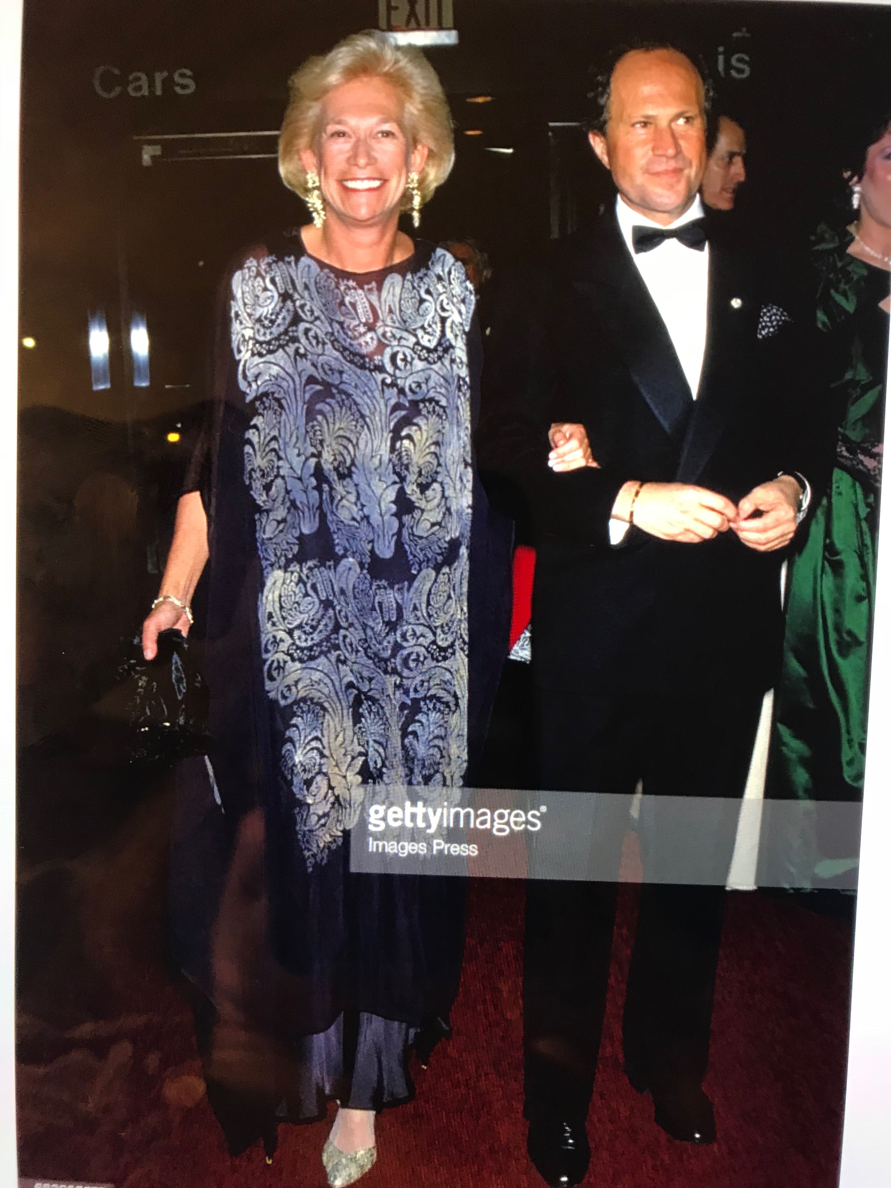 Iris Love and Sergio Valente Mona Italia Gala 1989 (With