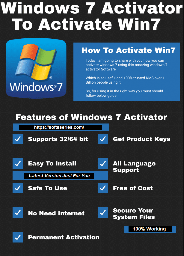 Windows 7 Activator Ultimate Serial Keys Free Download Here Windows Windows Software Computer Knowledge