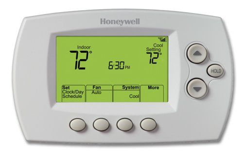 Honeywell Ret97e5d1005 U Wi Fi Programmable Thermostat Ho Https Www Amazon Com Dp B00ep6c8i2 Honeywell Thermostats Home Thermostat Programmable Thermostat