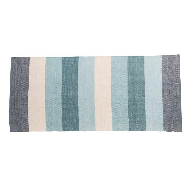 Sebra teppe pastell