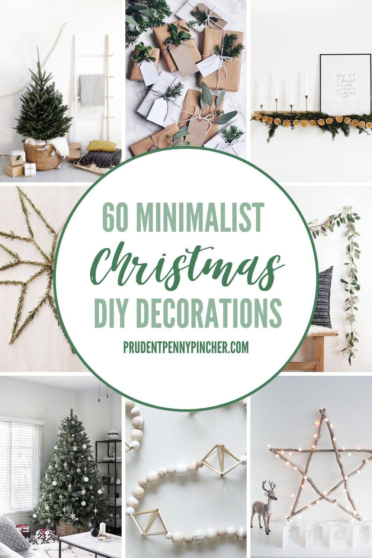 65 Diy Scandinavian Minimalist Christmas Decor Ideas In 2020 Christmas Decor Diy Minimalist Christmas Minimalist Christmas Decor