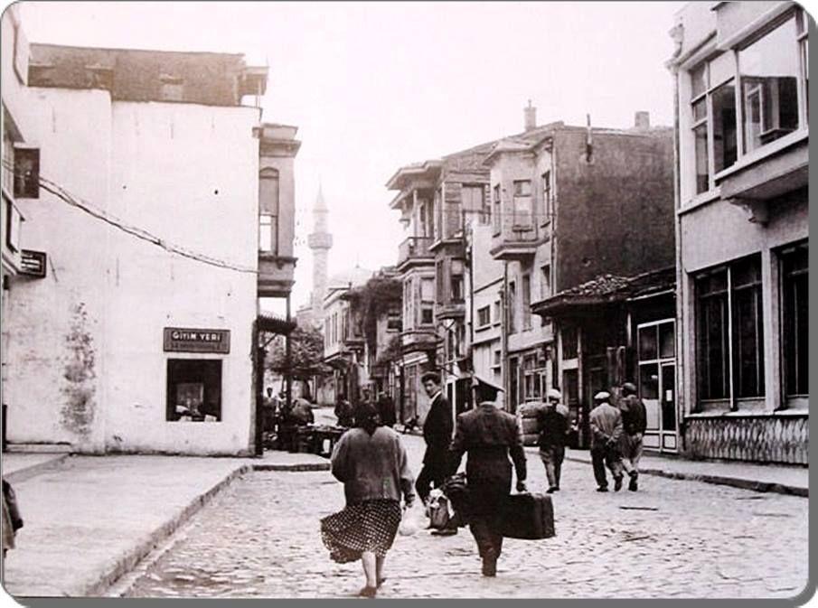 Üsküdar Uncular - 1950 ler