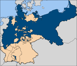 Prussia: was a German kingdom and historic state; shaped the history of Germany with its capital in Berlin after 1451; in 1871, German states joined in creating the German Empire under Prussian leadership; in 1918, the monarchies were abolished and the nobility lots its political power; 1932 Prussia was abolished effectively and officially in 1947