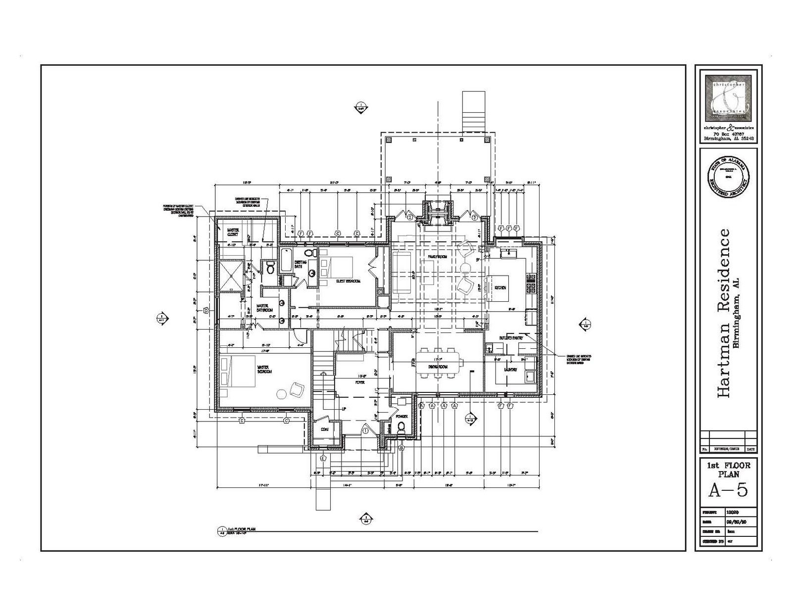 Floor plan title block construction drawing projects - Free home design drawing software ...
