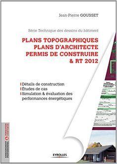 Epingle Par Ing Lafontant Sur A Permis De Construire Plan Topographique Et Etude De Cas
