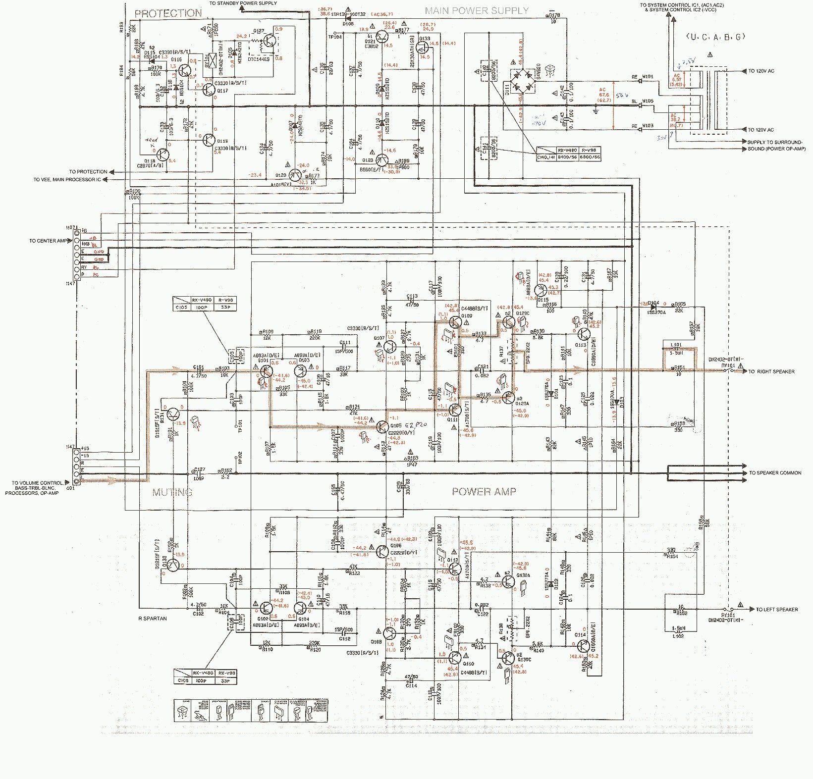 New Home Amplifier Wiring Diagram