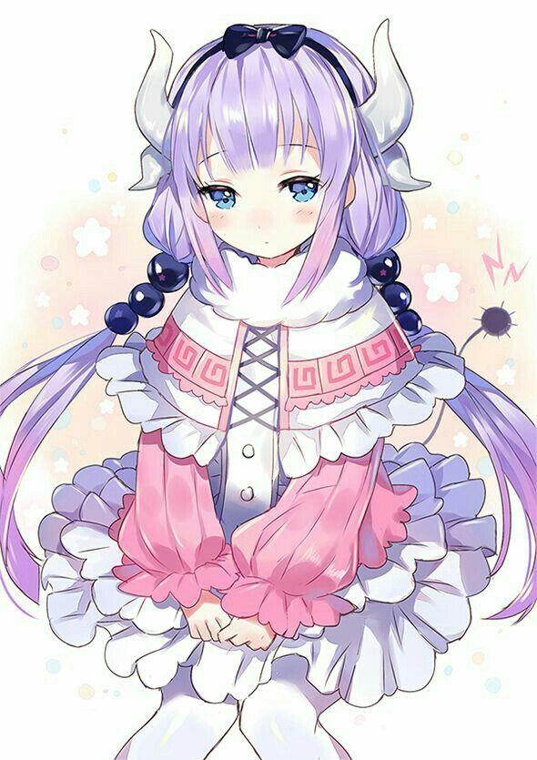 Kanna maid dragon