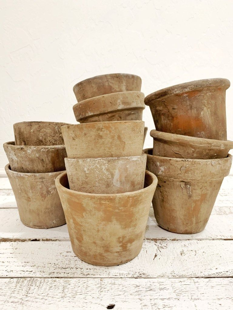 Aging Terra Cotta Pots In 2020 Aging Terra Cotta Pots Diy Terra Cotta Pots Terracotta Pots