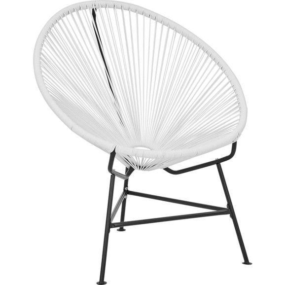 Gartenstuhl In Weiss Die Stylische Sitzgelegenheit Im Garten Gartenstuhle Stuhle Gartensessel