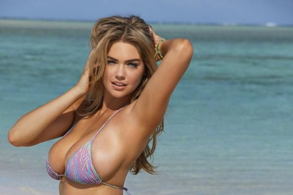 Kate Upton Is Our New Cover Girl!