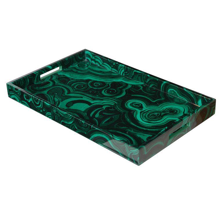 Liz obrien editions tray tray modern desk accessories