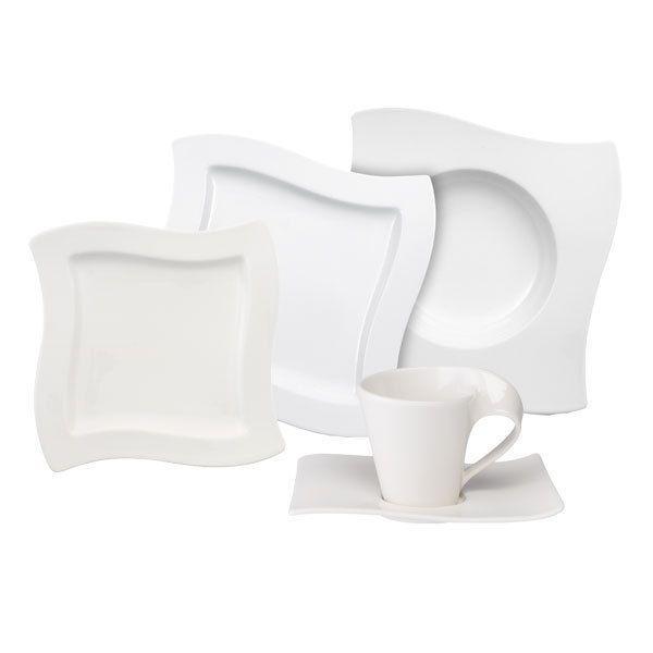 villeroy boch v b new wave basic set 30tlg geschirr villeroy boch pinterest waves. Black Bedroom Furniture Sets. Home Design Ideas