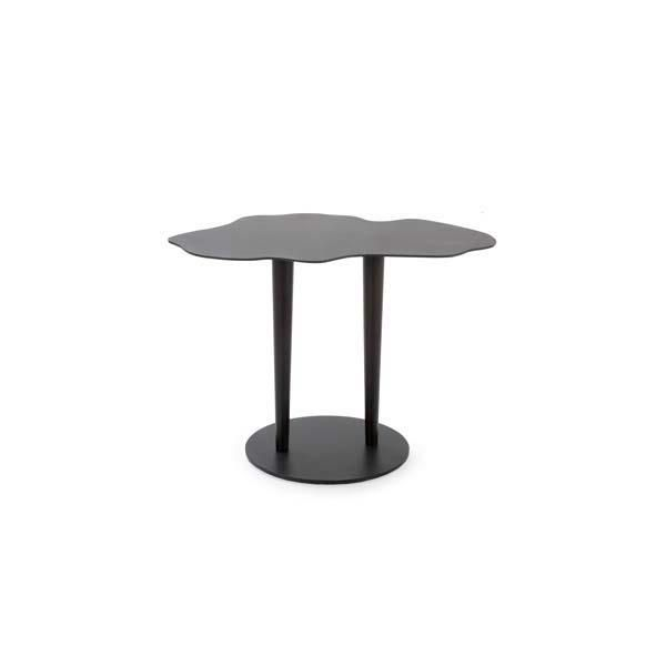 Maria Yee, Inc.   Tahoe End Table   Inspired by the striking natural forms of the Sierra Nevada region, the Tahoe End Table exhibits a modern yet organic design. Sleek in style and material, this table makes a nice statement piece.