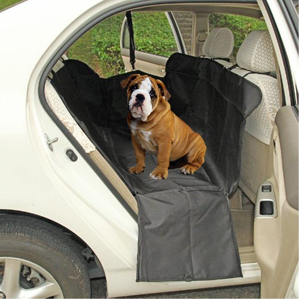 cars for trucks pet dog protector in mdstop home from car seat with cover back new pockets rear item hammock suvs mat zipper carriers multi function