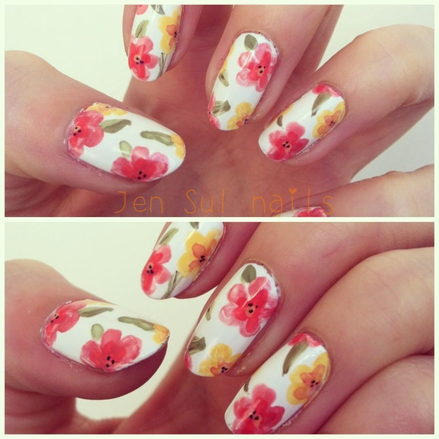 arts and crafts and nail art@ tumblr | Nails: Good for scratchin ...