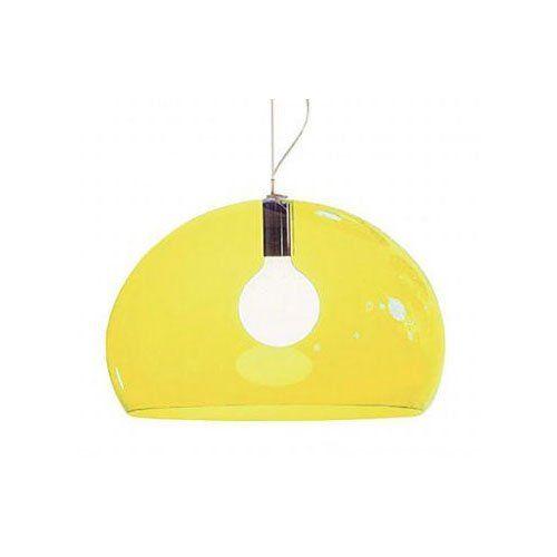 Kartell 9030k6 Fl Y Lampe Jaune Transparent Stuffs Lighting