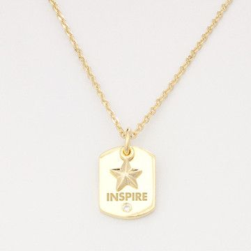 Inspire Star Gold-Plated  by Stars and Stripes