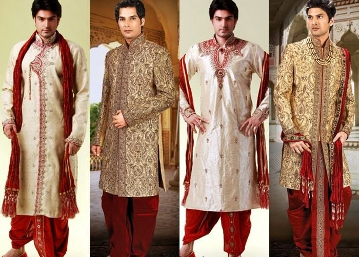 Dresses For Boys On Engagement