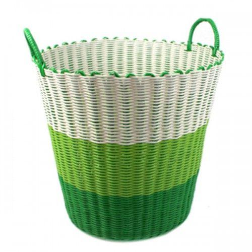 BATTLETTER Clothes Storage Basket Bins Organizer Containers
