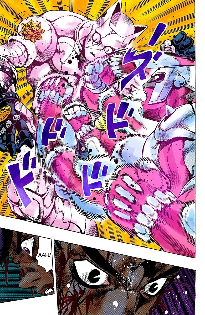 Pin On Diu Volume 18 Crazy Diamond Is Unbreakable Crazy diamond has a more limited power and josuke uses it in ways that really push it. pin on diu volume 18 crazy diamond is