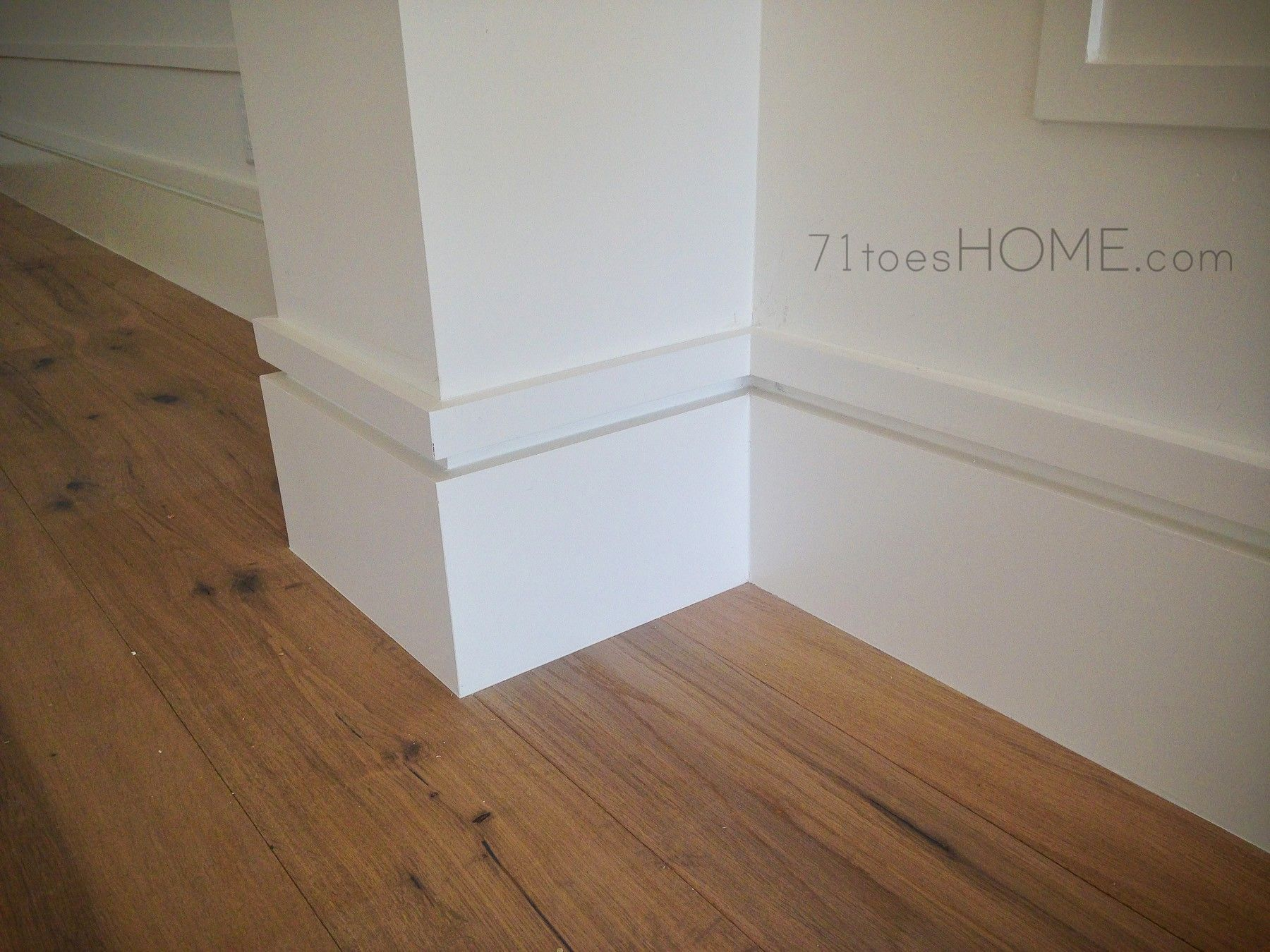 71toes H O M E Baseboard Styles Modern Baseboards Moldings And