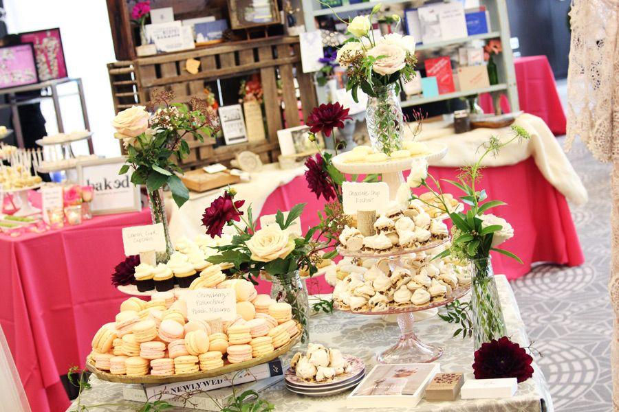 Martha Stewart Weddings, Table Decorations