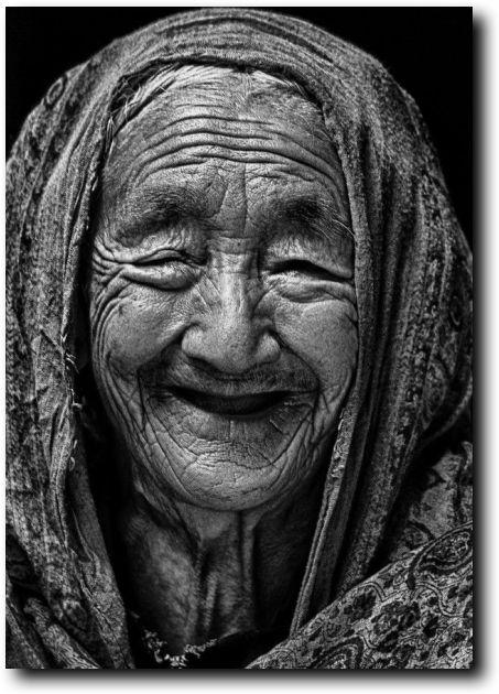❋黑白(black and white)❋   felicidad   pinterest   rostros