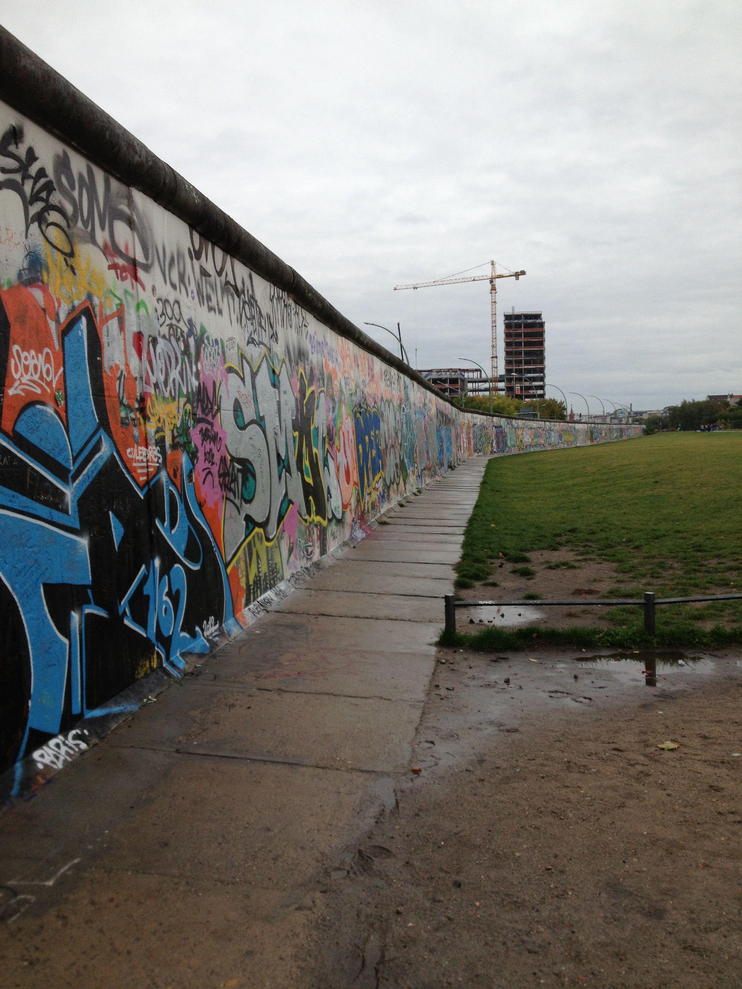 Berlin - Berlijn - Berlin Mauer - Berlijnse muur