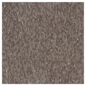 Armstrong 12 In X 12 In Smokey Brown Chip Pattern Commercial Vinyl Tile Armstrong Flooring Commercial Flooring