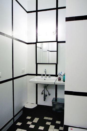 Bauhaus style bathroom inspiration 1930 39 s bauhaus for Bauhaus italia