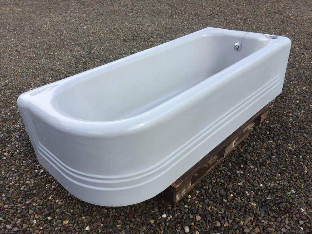 Art Deco Bathroom Suite Bath Pedestal Wash Basin Toilet Taps Light
