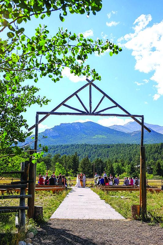 How to Choose a Wedding Venue Colorado mountain wedding