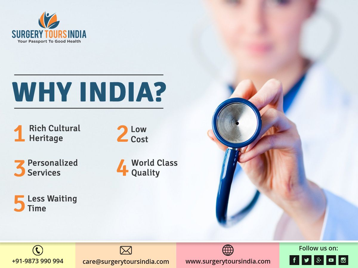 Why Medical Tourism India Medical Tourist India Healthcare India