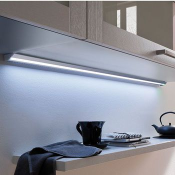 Hafele Luminoso 12V LED Derby Under Cabinet Strip Light with Touch ...