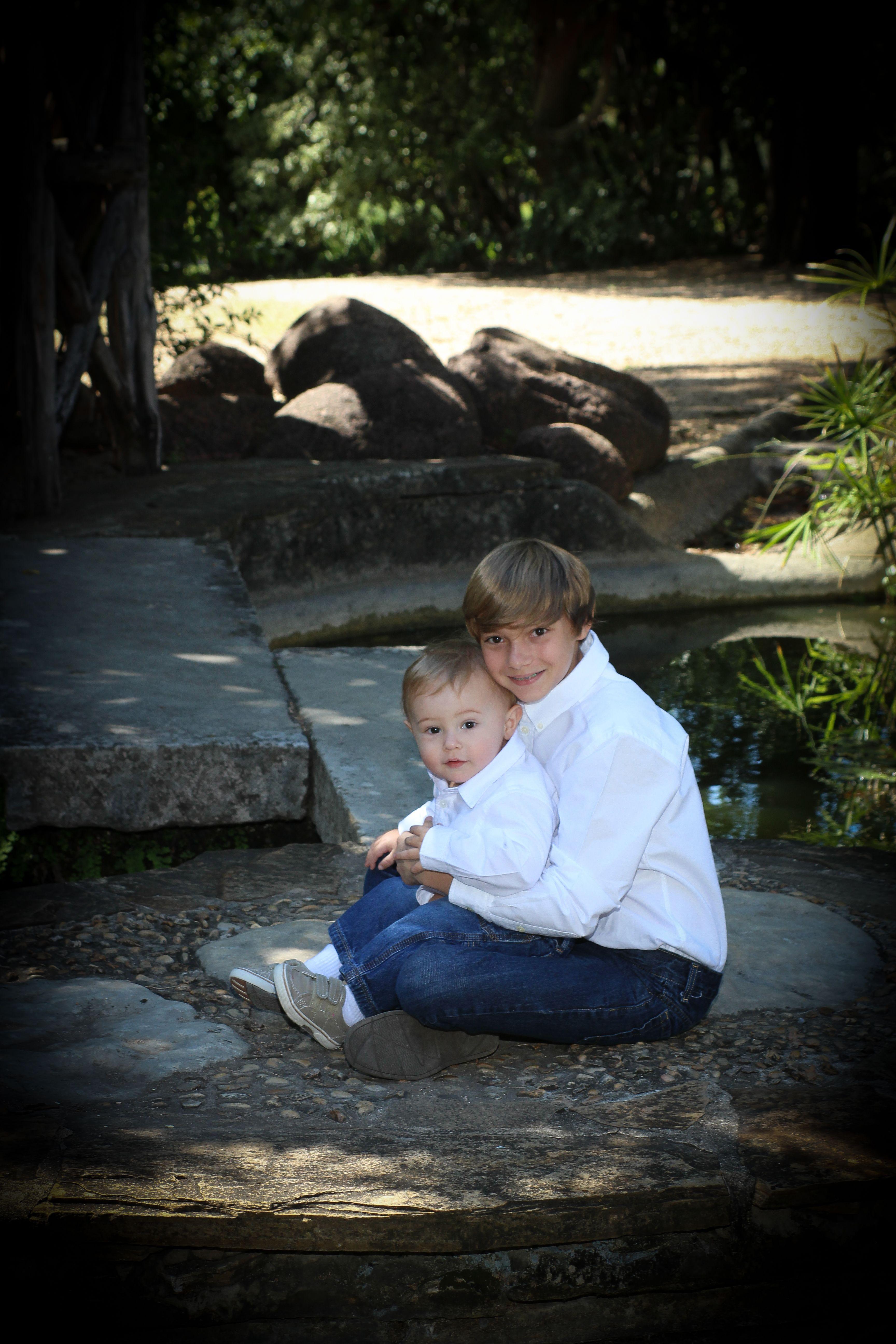 Toby and Zachery