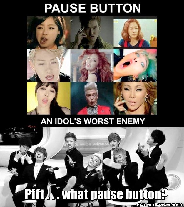 Unlike Other Groups Out There These Crazy Yet Funny Boys Don T Do These Faces Merely Because Of Accidents But Because They Just Block B Kpop Funny Kpop Memes