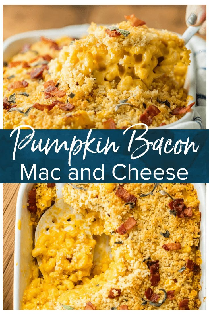 Pumpkin Mac And Cheese Is The Ultimate Comfort Food For Fall It S