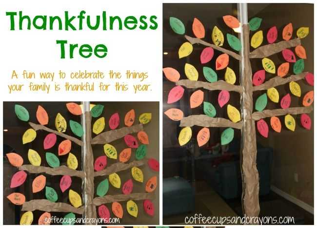 Thankful Craft Ideas For Kids