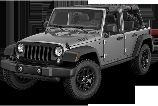 New 2015 Jeep Wrangler 2015 Jeep Wrangler Willys 2015