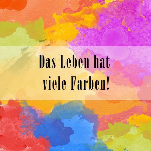 Bildergebnis Fur Spruche Farben Geflugelte Worte Sinnspruche