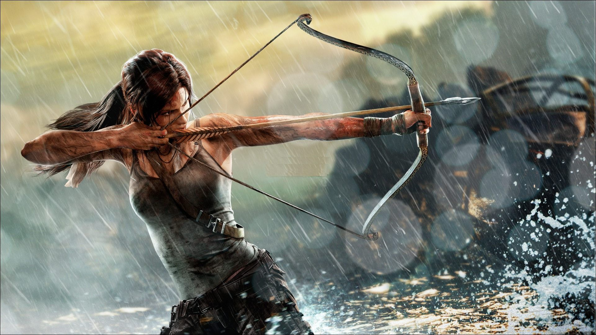 Rise Of The Tomb Raider Turning Point Gaming Wallpaper Hd Tomb Raider Wallpaper Lara Croft Wallpaper Raiders Wallpaper