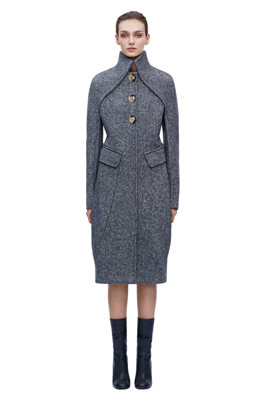 Raglan Sleeve Coat  56176451da