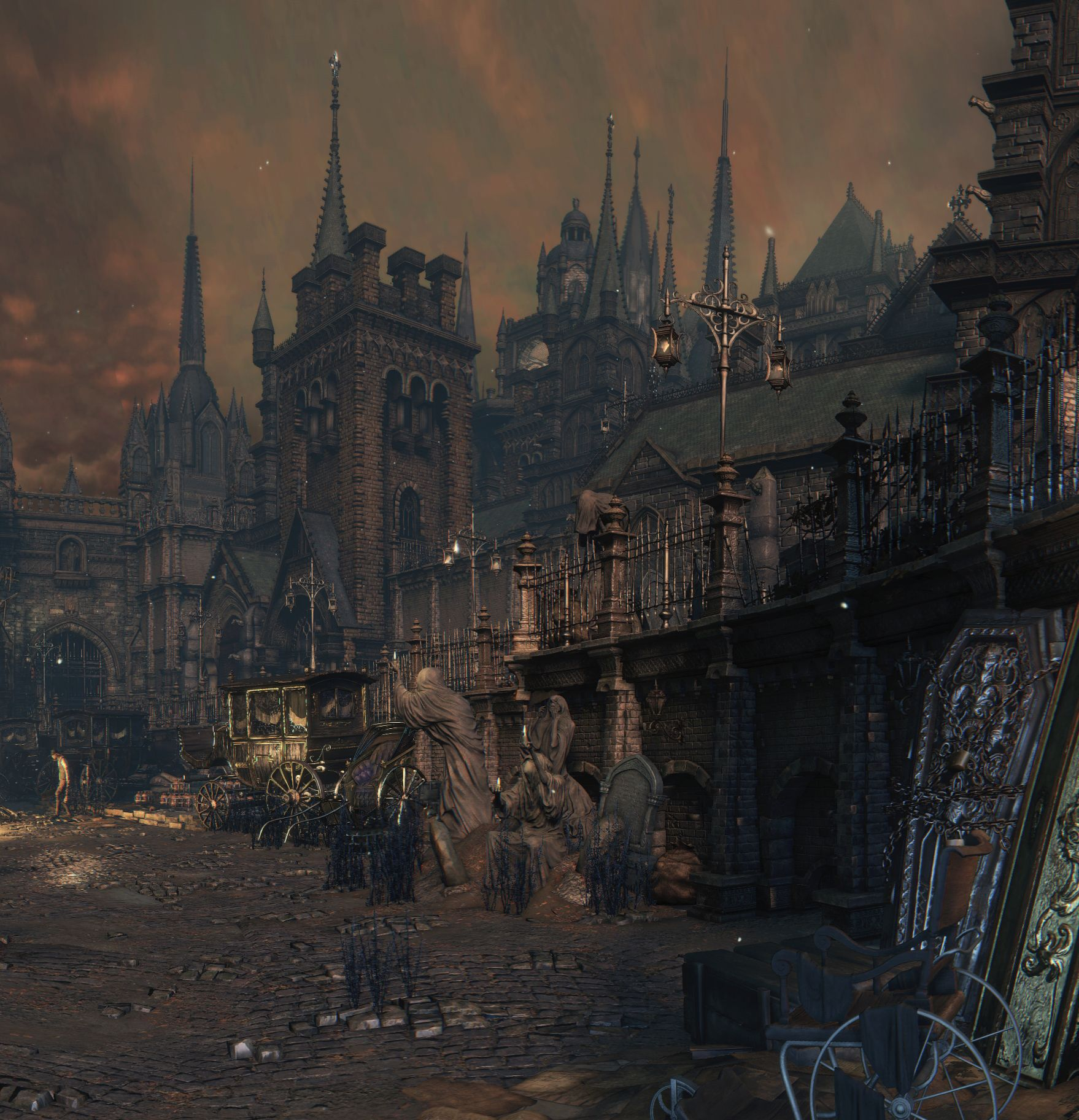 Yharnam | Cologne cathedral, Cathedral, Landmarks