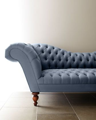 Ellsworth Recamier Sofa By Old Hickory Tannery At Neiman Marcus