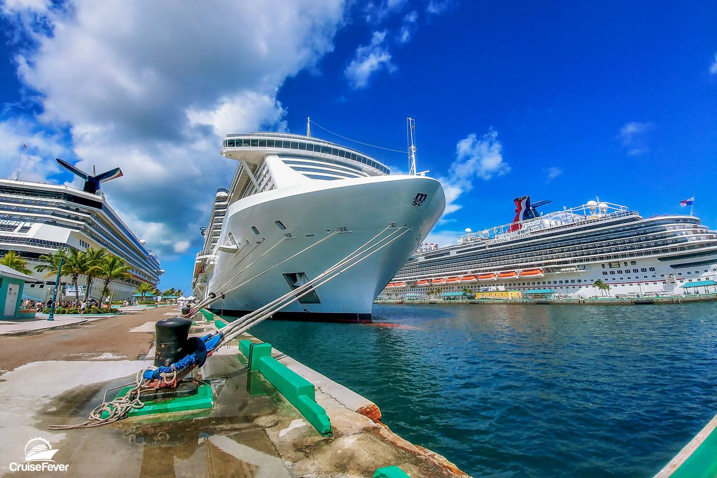 When Each Cruise Line Is Scheduled to Resume Cruises in