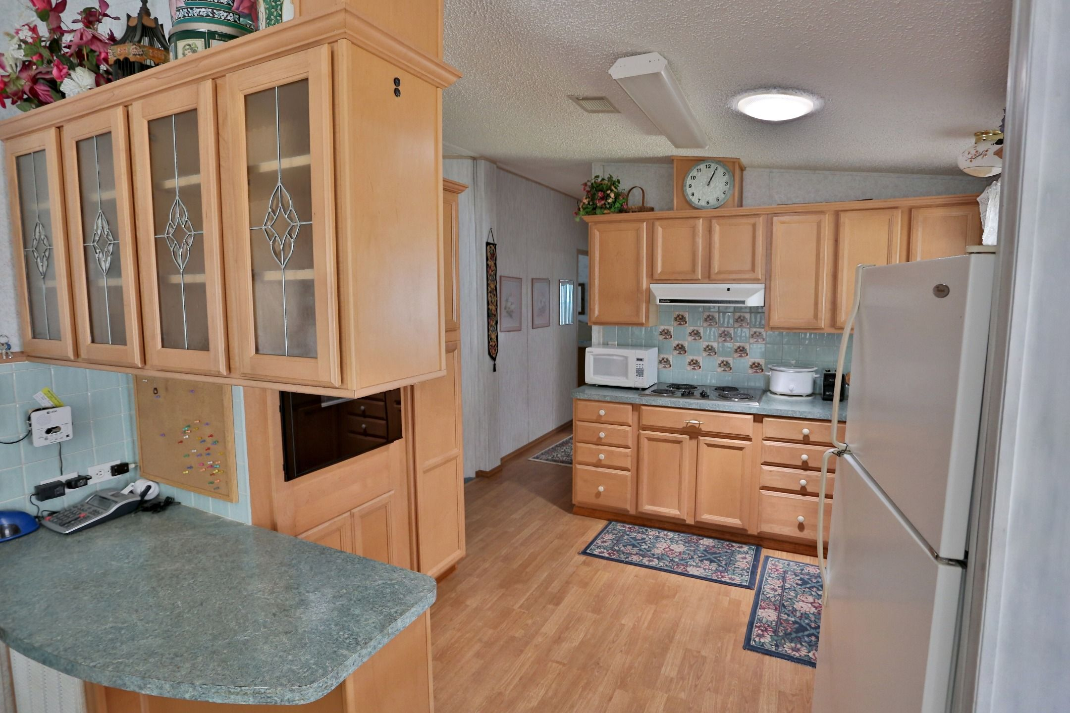 KITCHEN 1994 sunc Mobile / Manufactured Home in ...